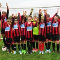 Under 10's Colts  beat Barton Rovers Rangers 4 - 3