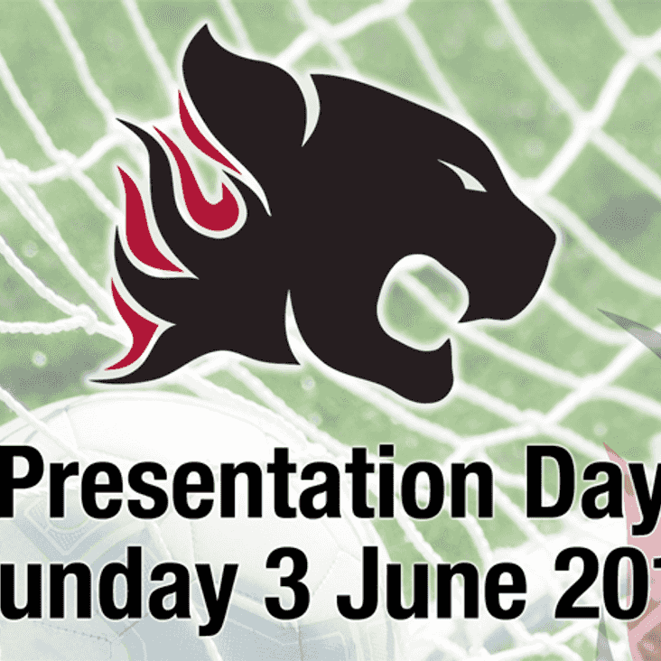 FC Cougars Presentation Day 2018