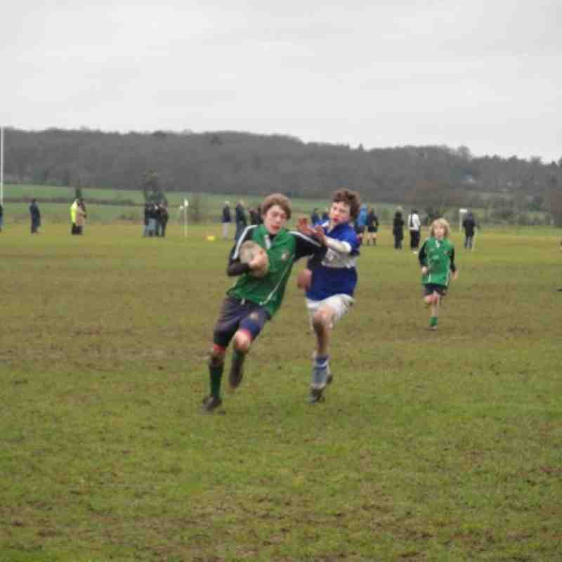 Datchworth U14 vs Bishops Stortford B