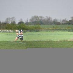 1st XV 59 v Leicester Forrest 7