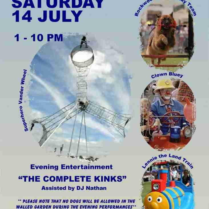 Rushden's Party in the Park