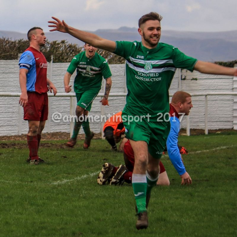 Holker Lose the First Leg