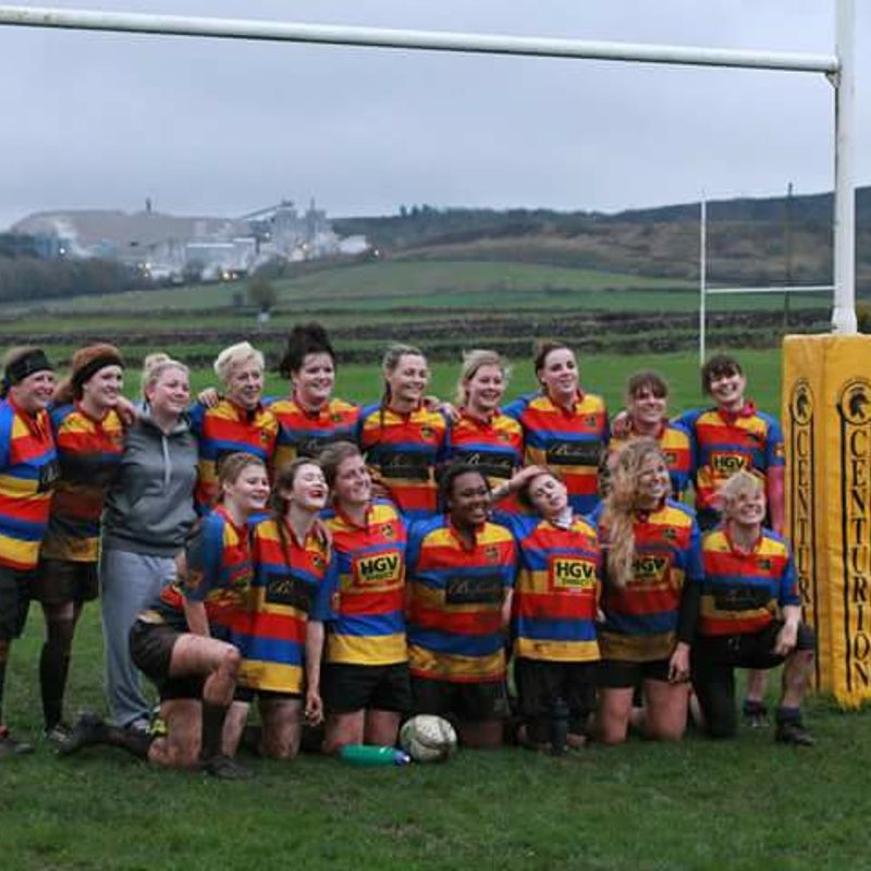 Buxton RUFC Ladies lose to Coalville Ladies 5 - 61