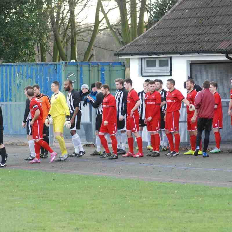 AFC Mansfield v Alsager Town