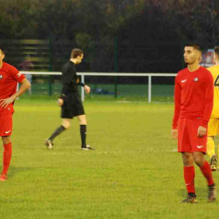 Eastwood CFC U21 vs Blidworth Welfare U21