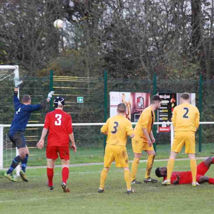 Leicester Nirvana 0-2 ECFC