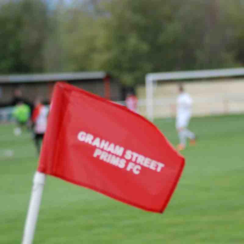 Graham Street Prims v Clifton All Whites 0-3