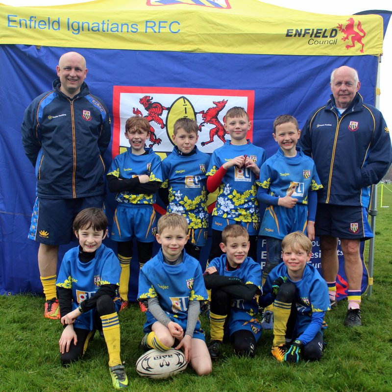 Youth Section Find Success on Tour in the Rain