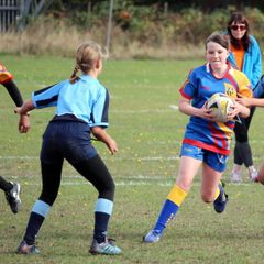 EIRFC Girls @ Eton Manor 07/10/18