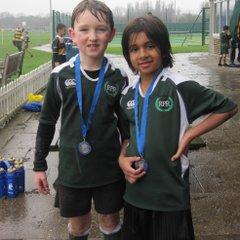 Middlesex U8 Championship