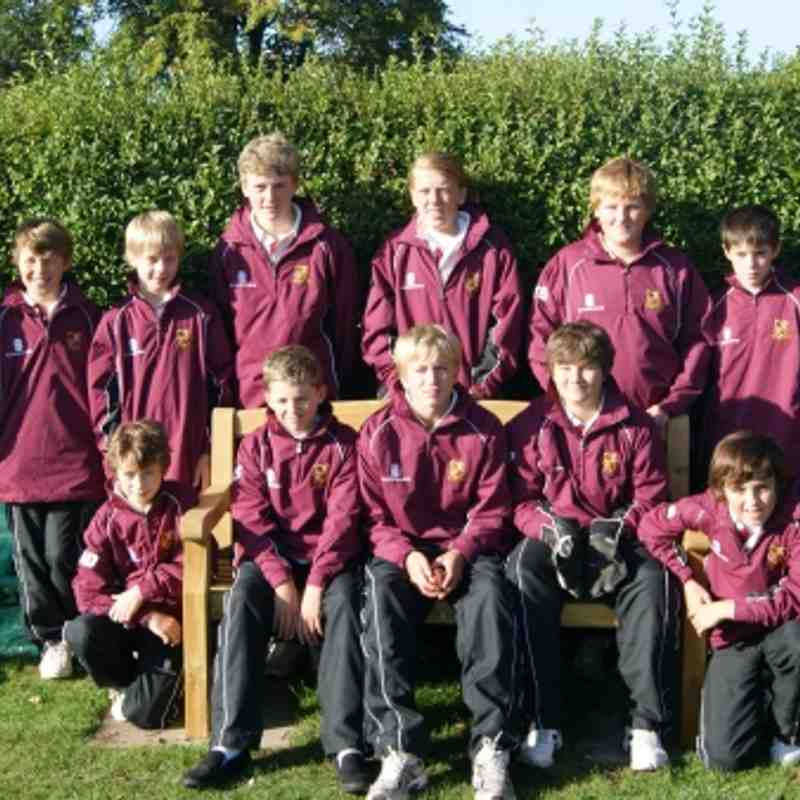 Heavy Woolen success for U13's!