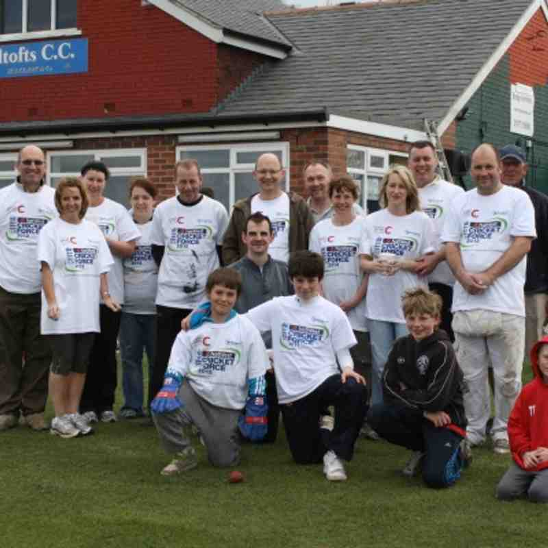 Natwest Cricket Force Weekend 2012