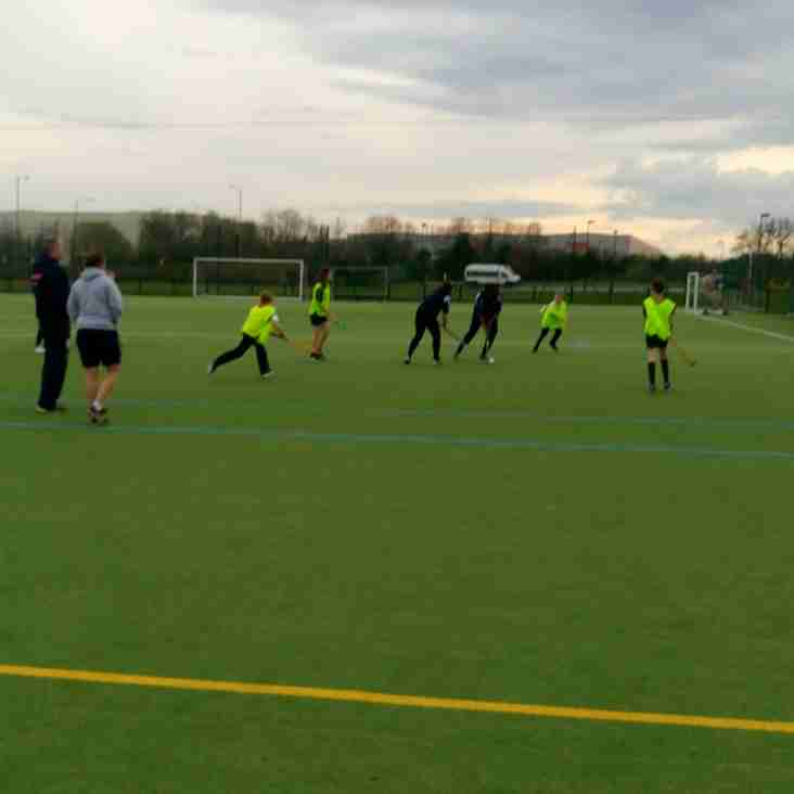 Training sessions now on for 12-16 year olds