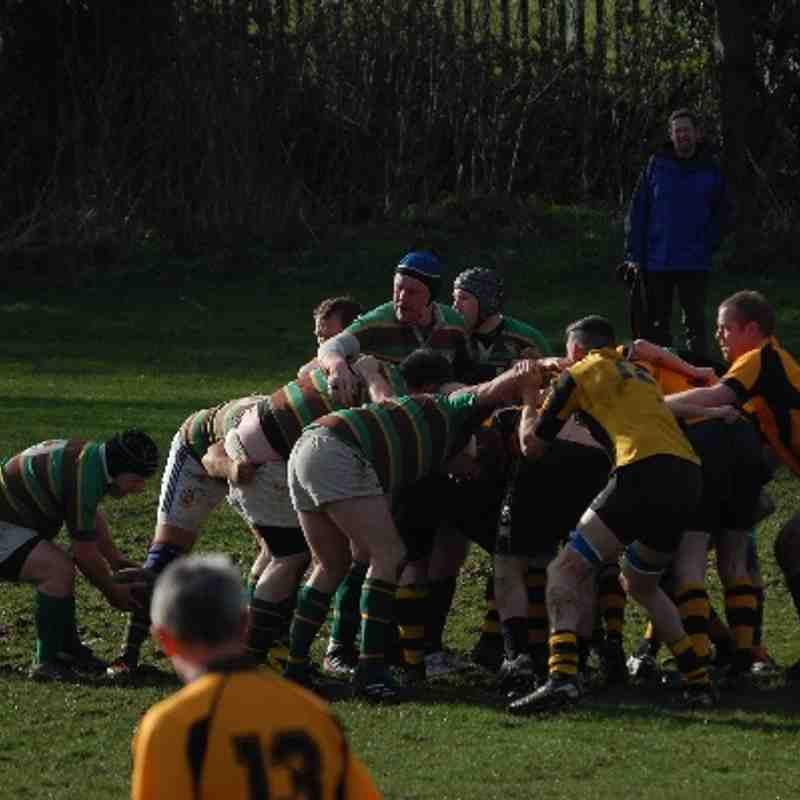 Brocks 2s Vs Orpington