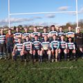 1st XV lose to Old Streetonians 3rds 25 - 0