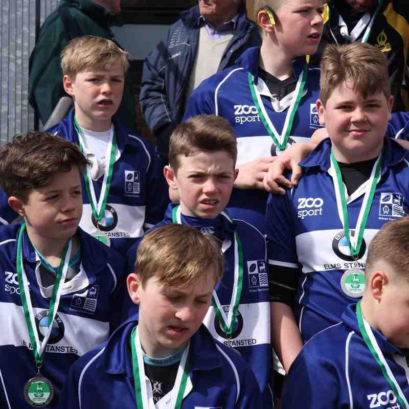 U13 A County Cup Final v Hertford 26Apr16