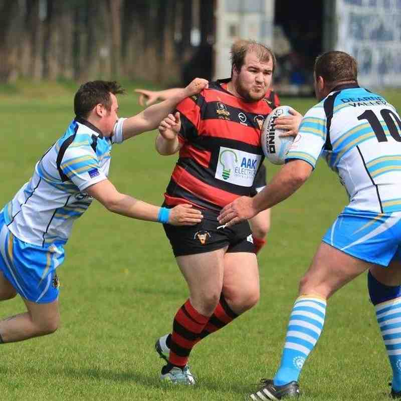 Open Age v Dearne Valley Bulldogs - 7th May 2016