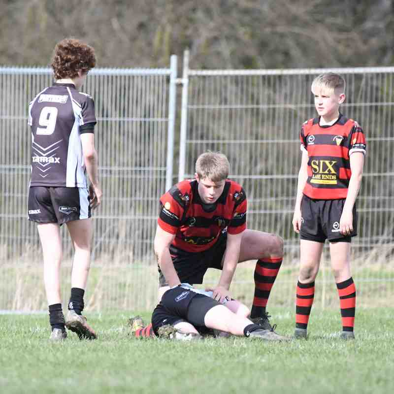 Cas Panthers v Birstall Vic - March 2017