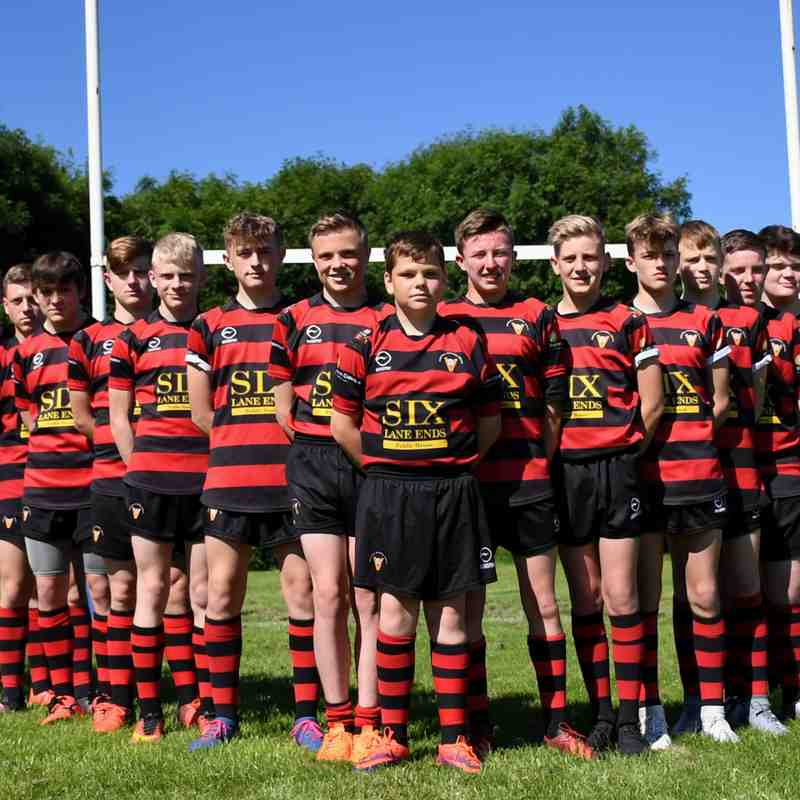 Birstall Victoria U15s v Castleford Panthers
