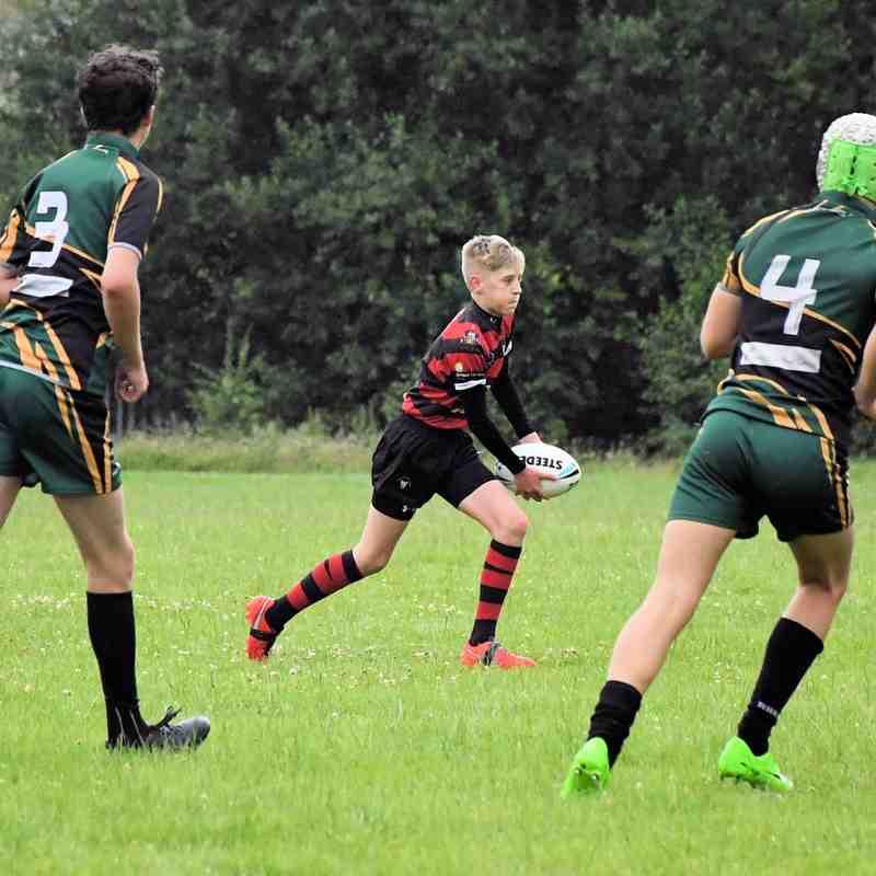 Birstall Victoria U15s v Hudds St. Joes