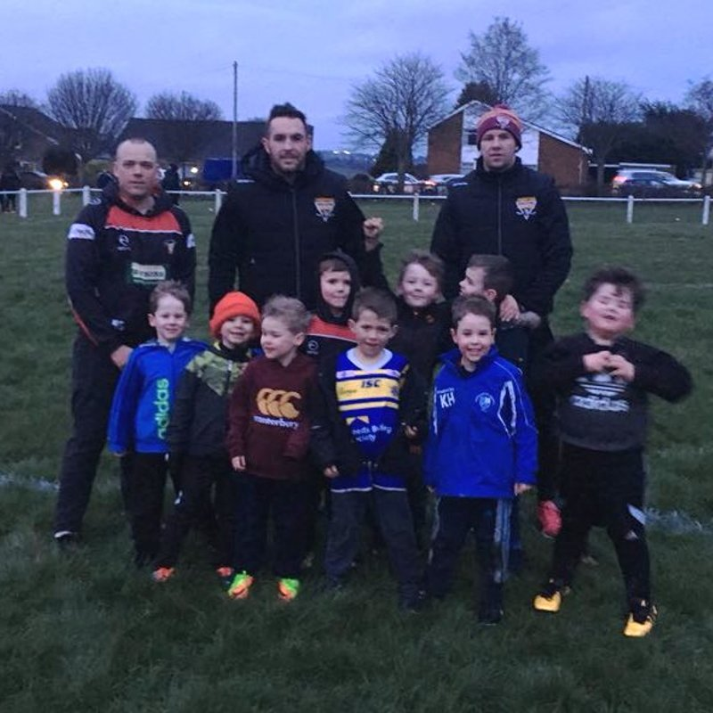 Huddersfield Giants Rugby & Activity Sessions