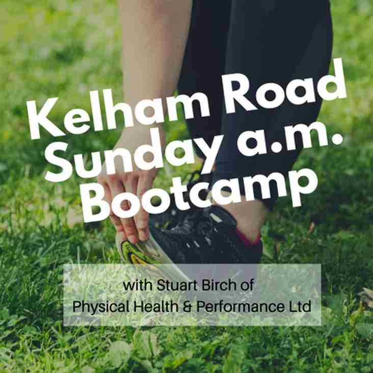 Sunday Morning Fitness Bootcamp