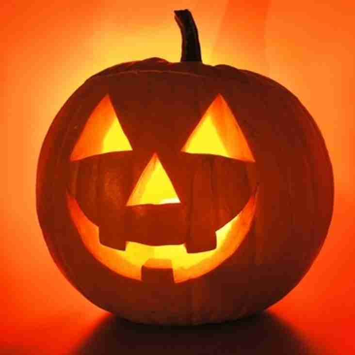CASLTC HALLOWEEN KIDS TENNIS - SUNDAY 1st NOV
