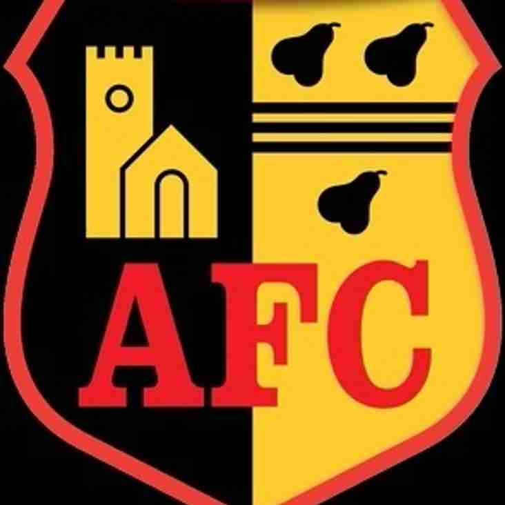 Tonight the 1st Team pay Lye Meadow a Visit