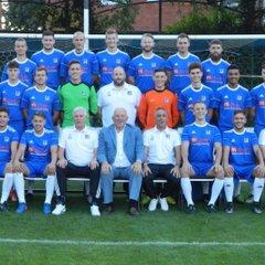 Lye Town FC - 2017/18 1st Team Squad