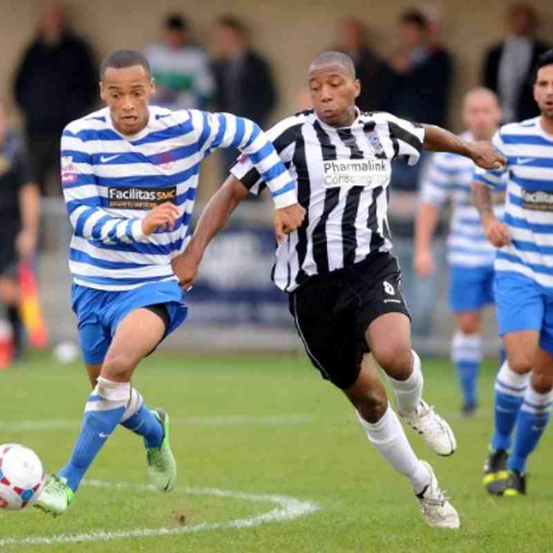 13/14 Maidenhead Utd(h) FA CUP