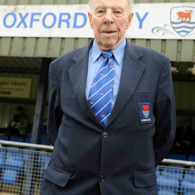 John Shepperd - OCFC Secretary
