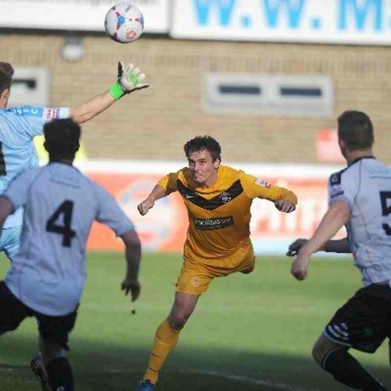 13/14 Dover(a) FA CUP