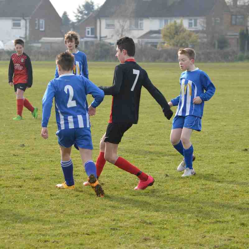 Winterbourne v Bradley Stoke Juniors