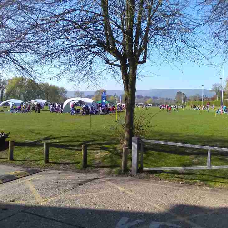 MASSIVE TURNOUT FOR LEWES MINIS FESTIVAL!