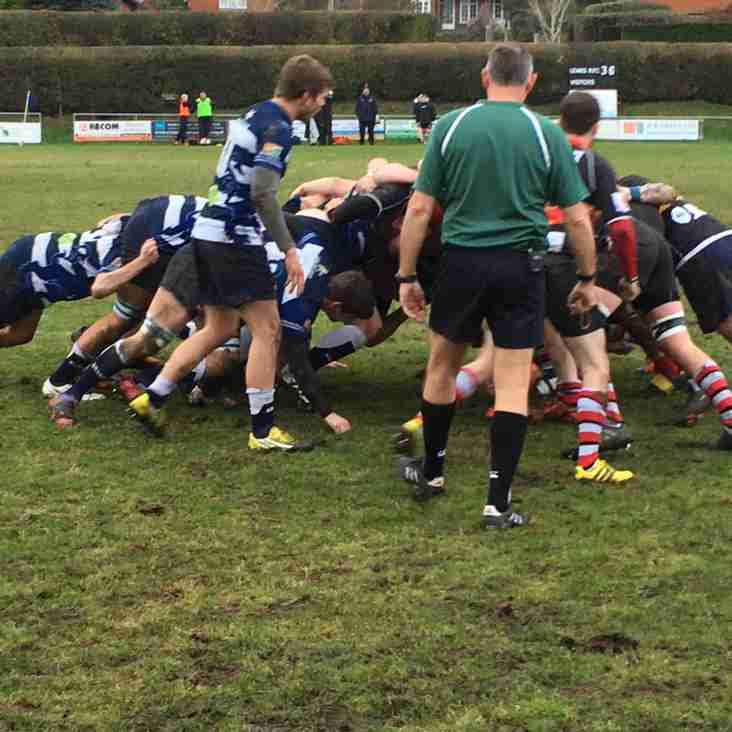 One-sided victory by Lewes