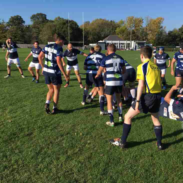 GREAT AWAY WIN AGAINST HIGH-FLYING OLD DUNSTONIANS