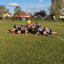 LEWES OUT-MUSCLED BY BECCEHAMIANS