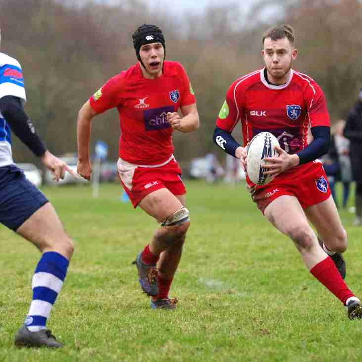LEWES OUT-MUSCLED ONCE MORE