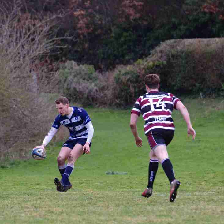 BEST PERFORMANCE FOR MANY WEEKS SECURES BONUS POINT