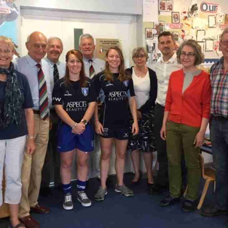 LEWES RFC SUPPORT LOCAL WOODEN SPOON EVENT
