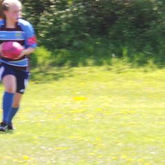 Under 13 Girls vs Launceston 060518