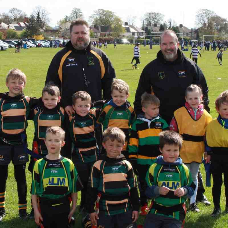 U7 Dragons 2015\2016 Season