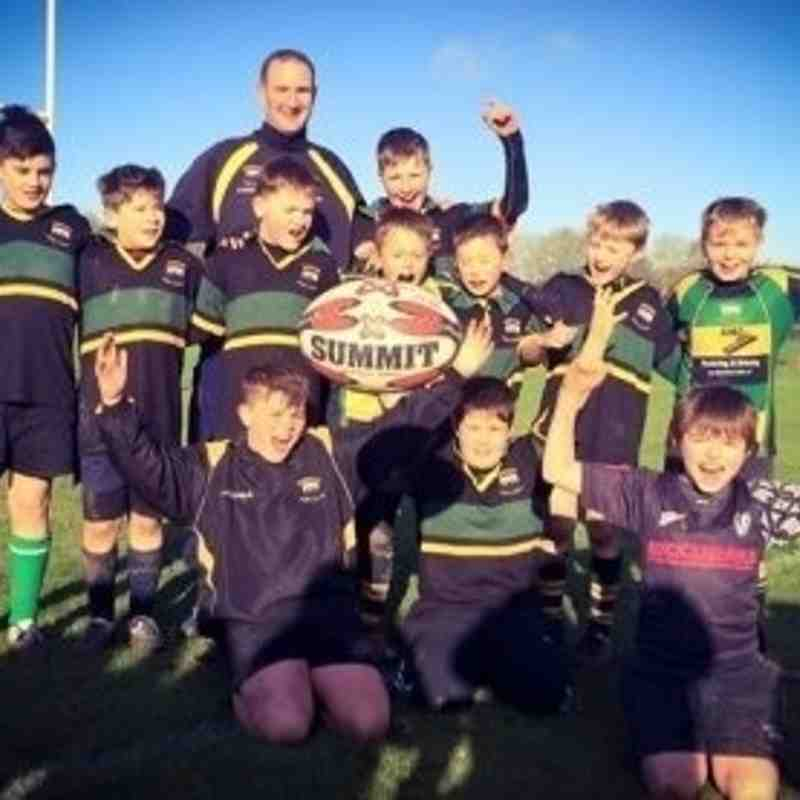 U12 Dragons 2016\2017 Season