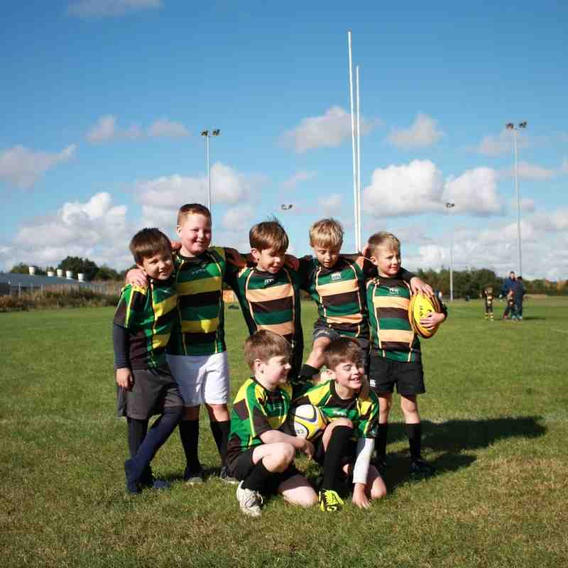 U8 Dragons 2016\2017 Season