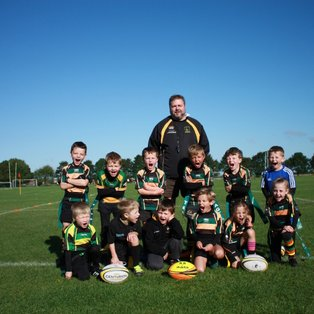 Deeping Dragons U7s v St Ives