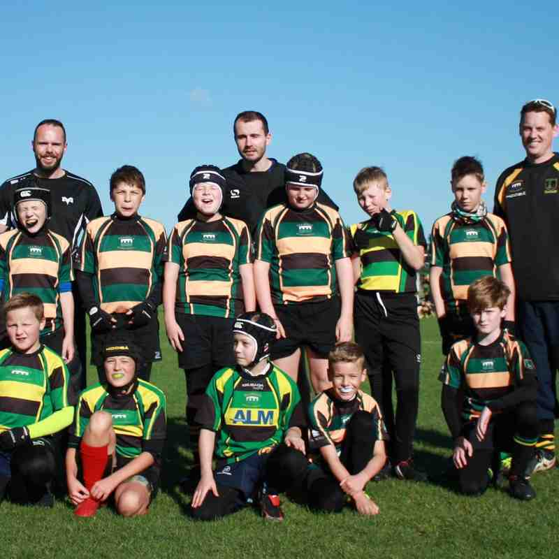 U11 Dragons 2016\2017 Season