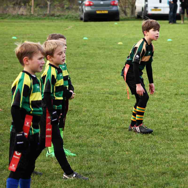 U8 Dragons vs Peterborough