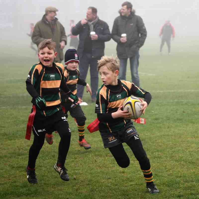 U8 Dragons vs Boston & Huntingdon
