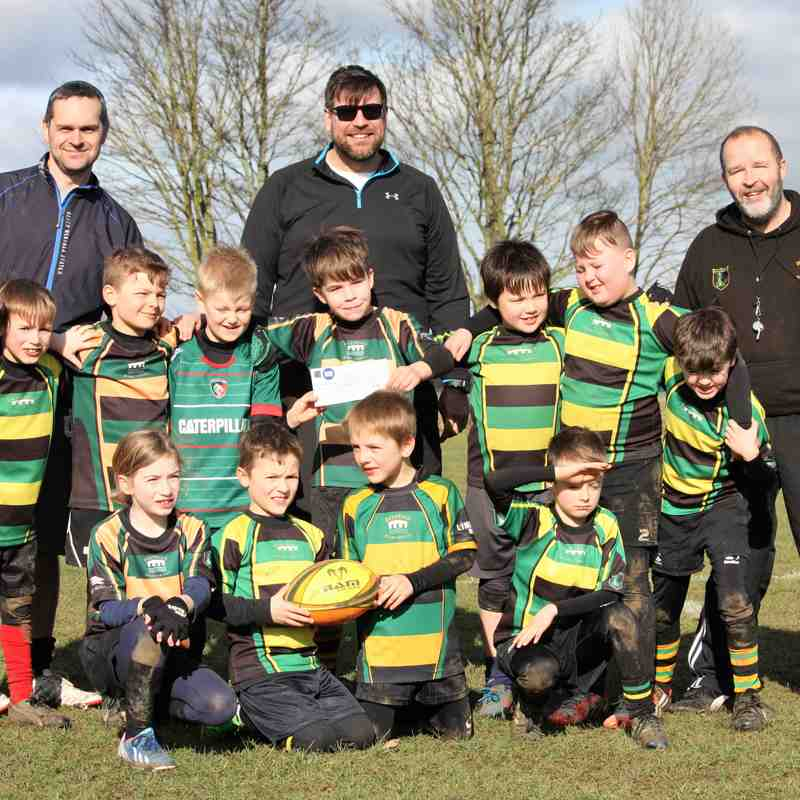 U8 Dragons vs Wisbech (2017)