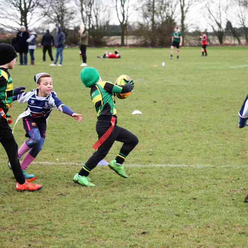 U8 Dragons vs Boston (2017)